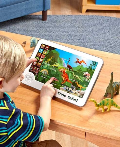 Kids Learning Tablet Educational Toys For 3 Year Olds Toddlers Boys Girls Gifts