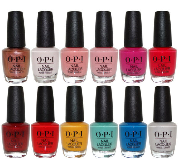 OPI Lisbon Collection Spring 2018 Nail Lacquer Set of 12