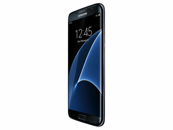 New Samsung Galaxy S7 EDGE SM-G935P - 32GB  BLACK ONYX Boost Mobile Smartphone