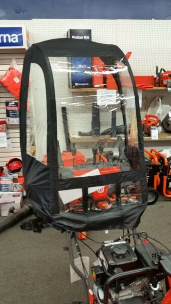 Deluxe Snow Thrower Cab Husqvarna;Craftsman;Ariens; Most 2 stage blowers