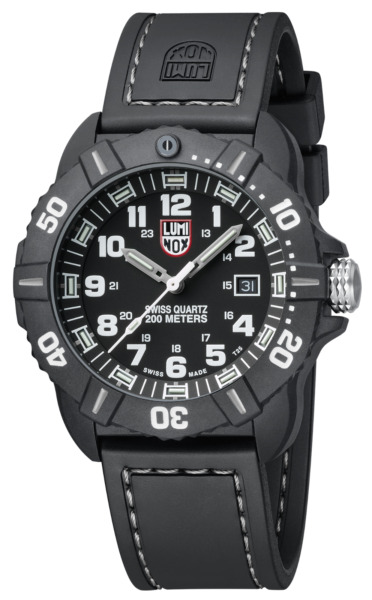 LUMINOX CORONADO TACTICAL BRIGHT NIGHT VISION POLYCARBONATE & STAINLESS STEEL!