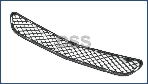 Genuine Mercedes Front Lower Bottom Grille Grill Bumper Joint Cover 2308851423