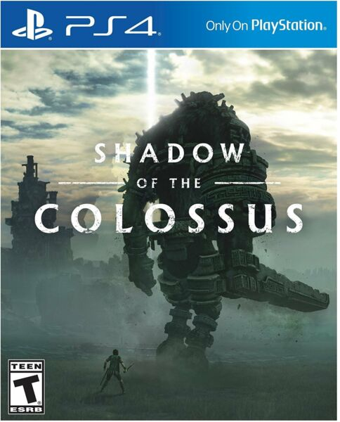 Shadow of the Colossus - PlayStation 4