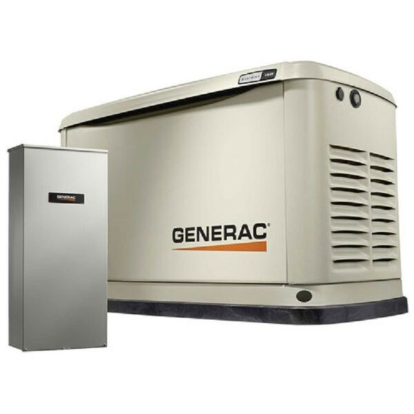 NEW! Generac 1820kW120240 1-PhaseAir Cooled Guardian GeneratorNGLP!!