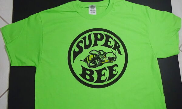 Brand NEW SUPER BEE superbee T-SHIRT mopar hemi truck street custom* nhra racing
