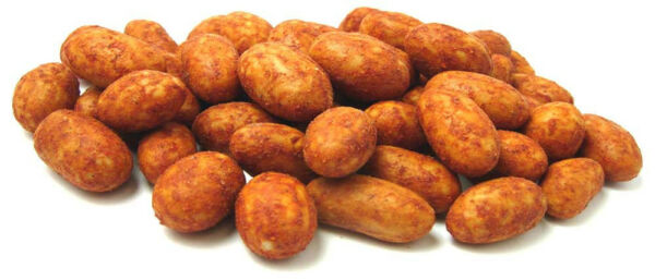 Cajun Peanuts by lb - Healthy snack, for kids, healthy diet - FREE SHIPPING!!