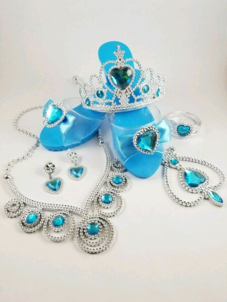 girls princess dress up costumes and accessories jewelry $12.99