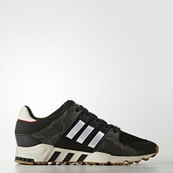 NEW MEN'S ADIDAS EQUIPMENT SUPPORT RF SHOES [BB1324] BLACKOFF WHITE-CAMOFLAUGE