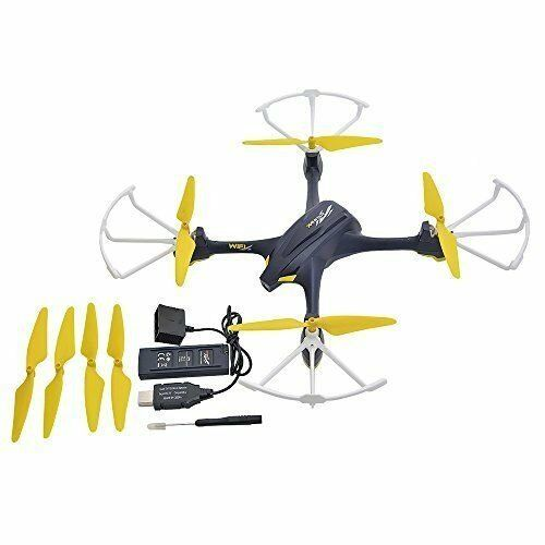 Drone With Camera 720P HD WiFi FPV Quadcopter Headless Mode GPS For Begginers