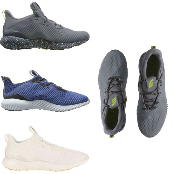 NEW Adidas Men's Alphabounce EM Running Training Shoes Sneakers Shoes