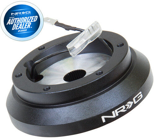NEW NRG Steering Wheel Short Hub Adapter Eclipse Subaru Impreza WRX SRK-100H