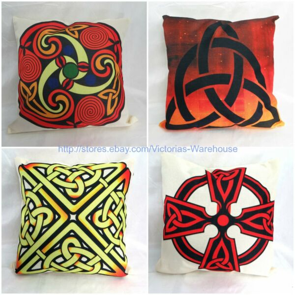 wholesale 4pcs Celtic knots cushion cover patio furniture cushion covers $31.89