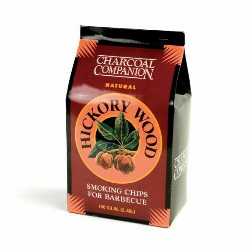 Charcoal Companion Hickory Wood Smoking Chips for BBQ144