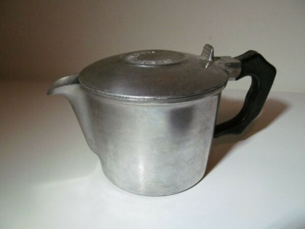 Vintage VESUVIANA Espresso Coffee Pot Made in Italy ~ Replacement Pot Only