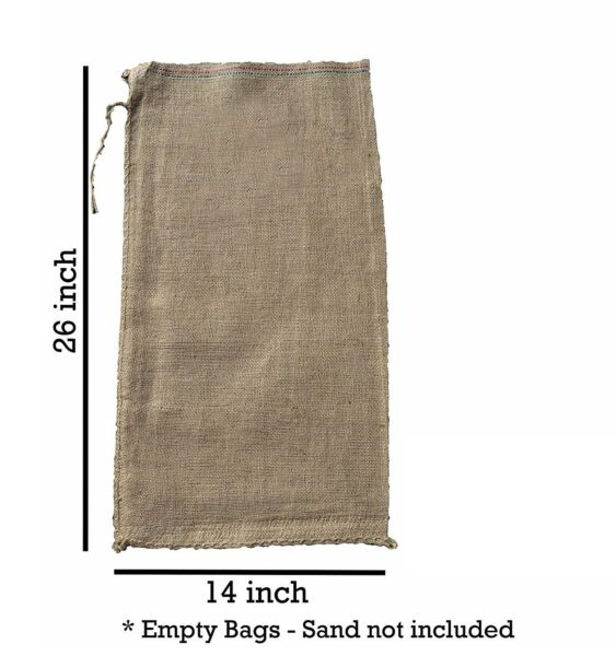 14x26 Burlap Bags Burlap Sacks Sandbags Gunny Sack Potato Sacks Sack