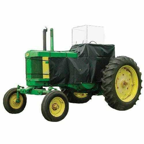 Tractor Heater Cab Universal Small 30 42quot; x 26quot; Side Entry Vinyl Compatible wi $359.94