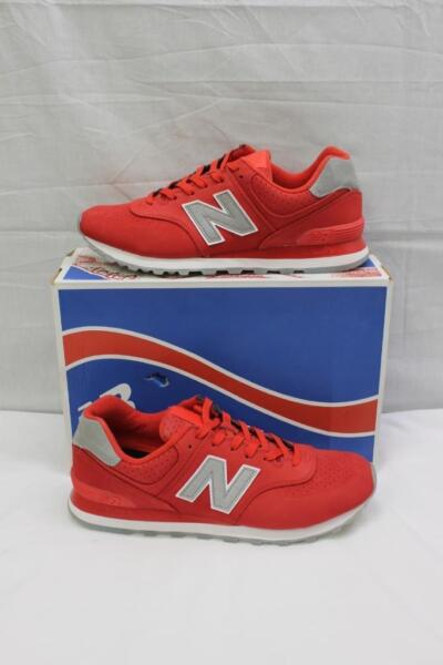New Balance ML574SYD Classics Red Men's Size 12 D Sneakers NEW!