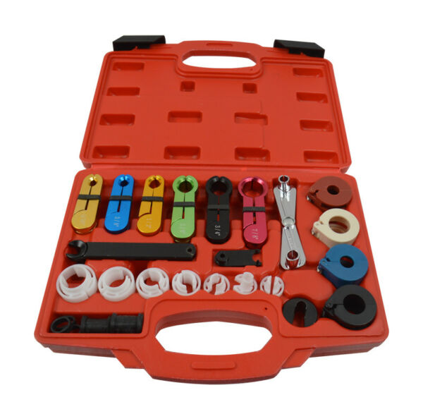 Free Shipping Auto Repair Tools 22Pcs Fuel Oil Transmission Line Disconnect New