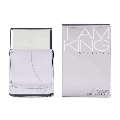 Sean John I Am King EDT Cologne Spray for Men 3.4 oz - New in Box