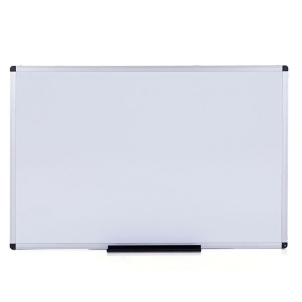 Dry Erase Board Non-magnetic Aluminium Frame School and Office Whiteboard
