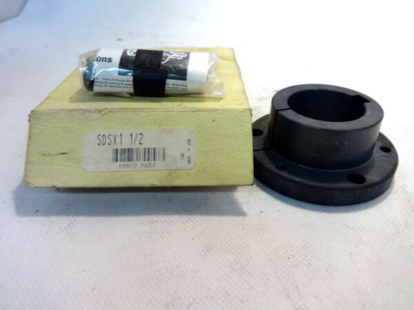 NEW IN BOX WOODWOODS SDSX 1 12 TAPER BUSHING
