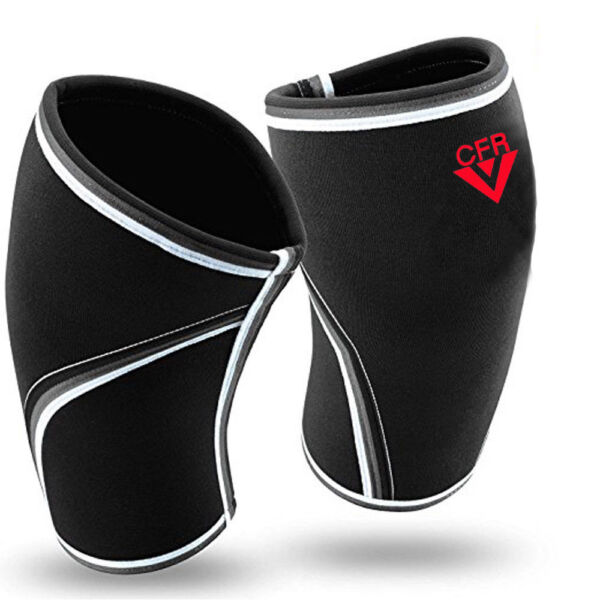 7mm Knee Sleeves Support Compression Brace for Squats Weightlifting Powerlifting