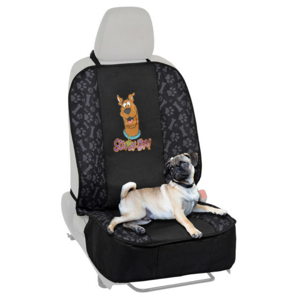 Scooby Doo Universal Front Seat Cover 100% Waterproof for Pets Dogs Cats $22.90