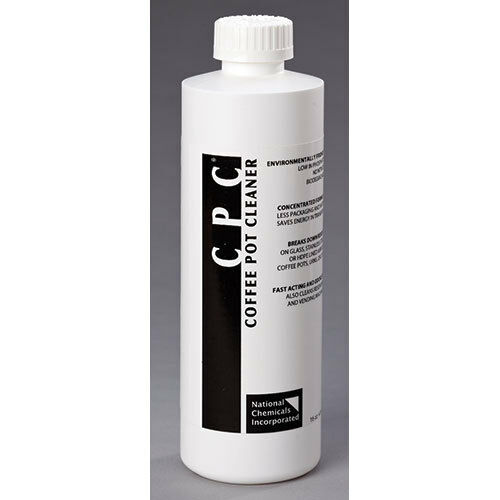 National Chemical 41021 CPC Coffee Pot Cleaner 16 Oz. Bottle
