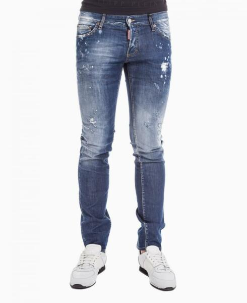 DSQUARED JEANS S71LA0888 SIZE 48 IT 100% Authentic $170.00
