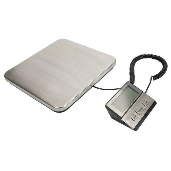 440lb Postal Scale Digital Shipping Electronic Mail Packages Capacity 200KG50G