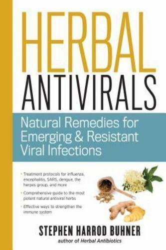 Herbal Antivirals : Natural Remedies for Emerging and Resistant Viral Infection…