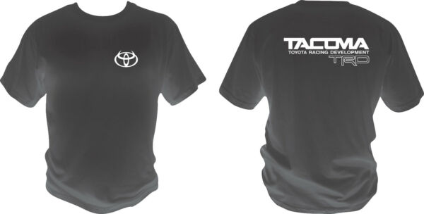 Tacoma Toyota Racing Development Shirt