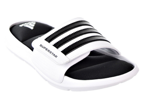 Adidas Superstar 5G Men's Slide Sandals White/Black AC8702