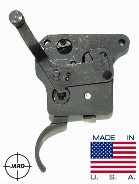 JARD Inc. Trigger Assembly for Remington 700 (Two-LeverSingle Stage)