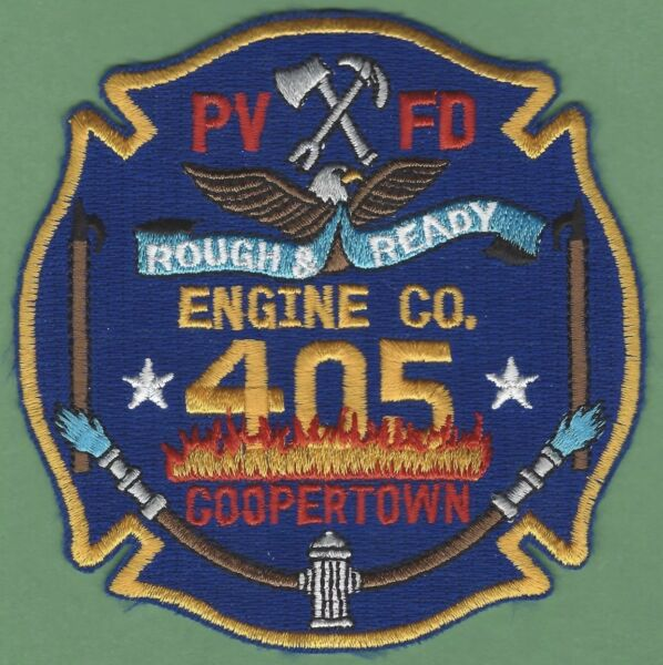 PLEASANT VIEW TENNESSEE FIRE RESCUE ENGINE COMPANY 405 PATCH