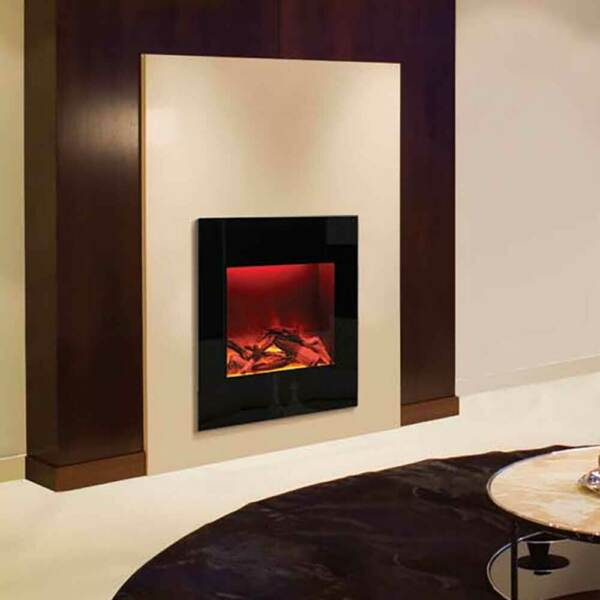 Amantii Zero Clearance Series Built In Electric Fireplace 18quot;