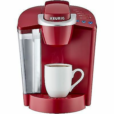 Keurig K50 Classic K-Cup Machine Coffee Maker Brewing System Red