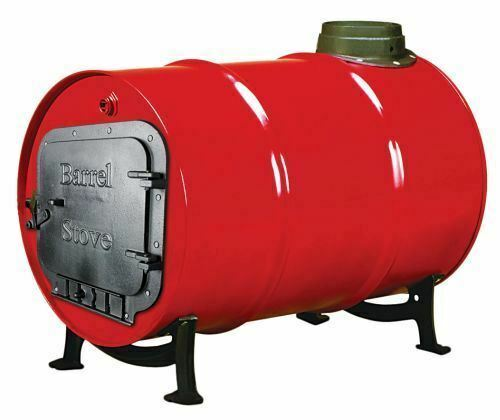 Barrel Camp Stove Kit BSK1000 By US Stove