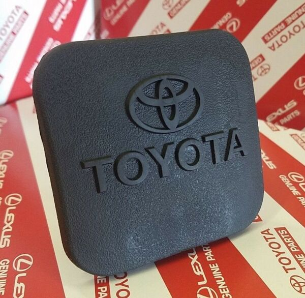TOYOTA Genuine Hitch Cover Plug PT22835960HP Tundra Sequoia 4Runner Tacoma