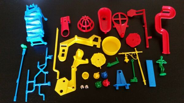 Mouse Trap Board Game Parts Pieces Modern & Vintage Replacements Post Plumbing