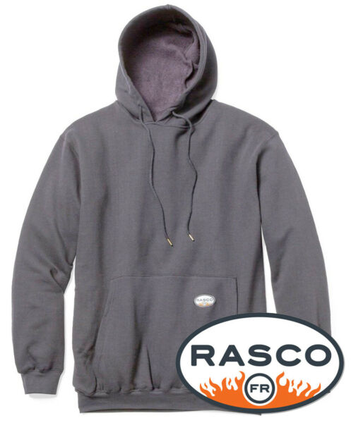 NEW Rasco FR Flame Resistant Zip Up amp; Pullover Hoodie Same Day Fast Shipping $78.00