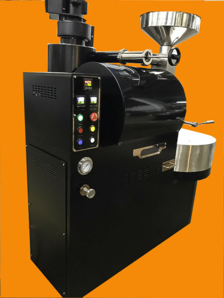 BC-25 MD Commercial Coffee Roaster (Roast up to 125lb. per hour!