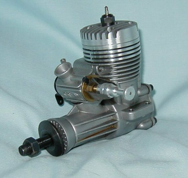 K&B R/C Glow Engine - 28 Sportster Model Airplane Radio Control Motor