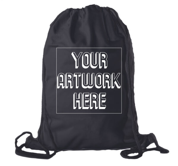 Wholesale Custom Drawstring Backpacks Personalized Promotional Cotton Bags