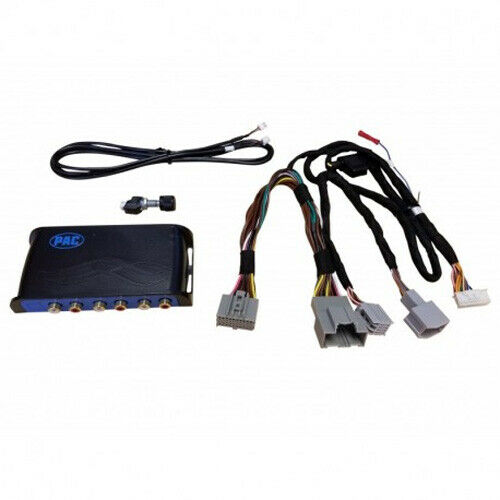 GM  Chevy Truck Plug & Play Amp Integration For Factory Sound Systems AP4-GM61