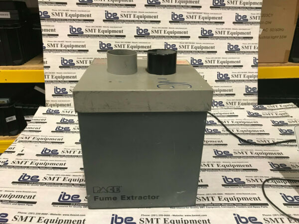 PACE MULTI ARM EVAC II Fume Extractor Model 8888-0825 w Warranty Included!!!