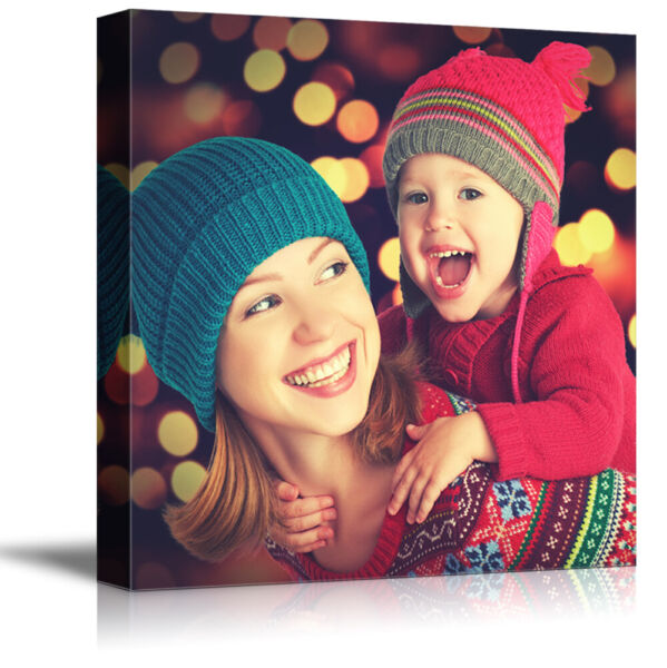Wall26 Custom Canvas Prints- Personalized Photo Picture to Canvas Print Wall Art