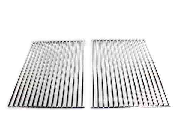 MHP WNK TJK Gas Grill Stainless Cooking Grate 2 12″ x 15 3 4″ GGSSGRID SET
