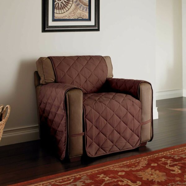 Innovative Textile Solutions Ultimate Furniture Protector Chair Chocolate $25.99
