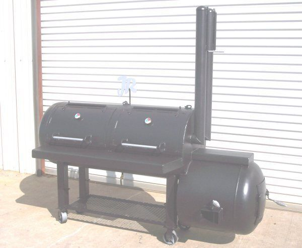 NEW Custom Patio BBQ pit smoker Charcoal grill $2350.00